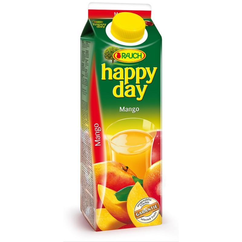 Rauch Happy Day Mango - GetränkeMarkt Widnau