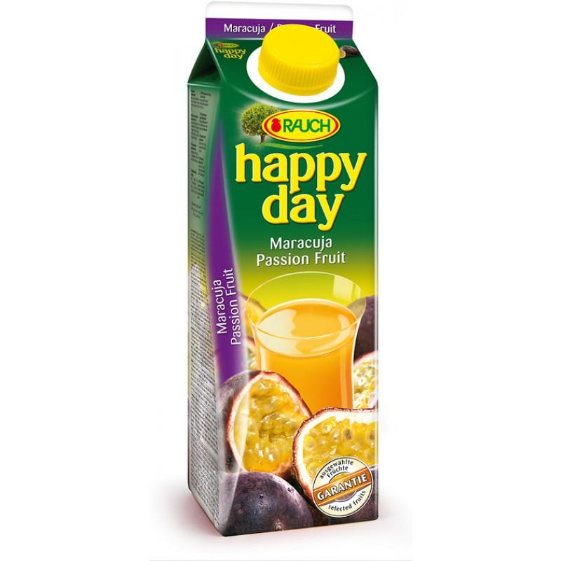 Rauch Happy Day Maracujasaft - GetränkeMarkt Widnau
